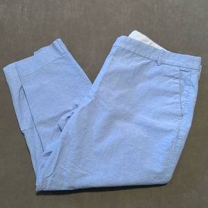 🍁J Crew Chambray Ankle Trousers🍁